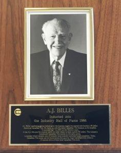 A.J. BILLES