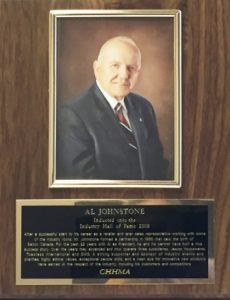 AL JOHNSTONE
