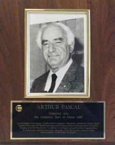 ARTHUR PASCAL