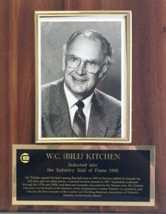 W.C. (BILL) KITCHEN
