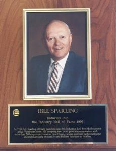 BILL SPARLING