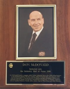 DON McDONALD