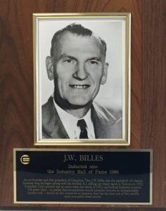 J.W. BILLES