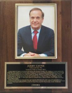 JERRY CAYNE