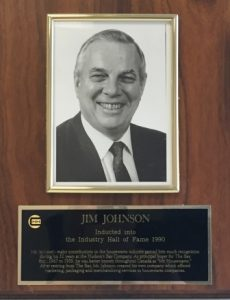 JIM JOHNSON