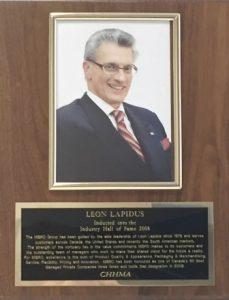 LEON LAPIDUS