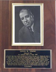 LEWIS W. SIMMS