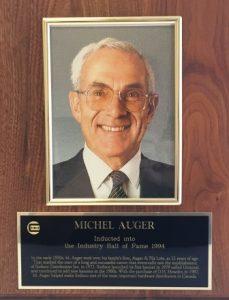 MICHEL AUGER