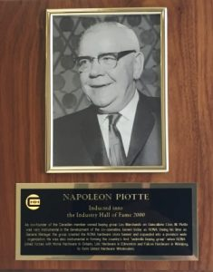 NAPOLÉON PIOTTE