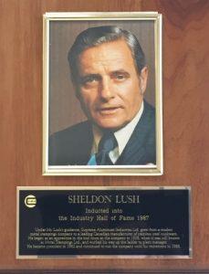 SHELDON LUSH