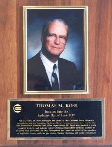 TOM ROSS