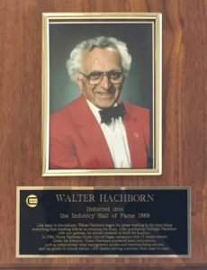 WALTER HACHBORN